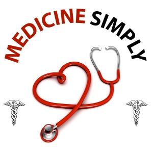 Medicine Simply Logo Curved bigsteth